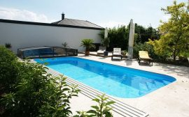 piscine d'exterieure