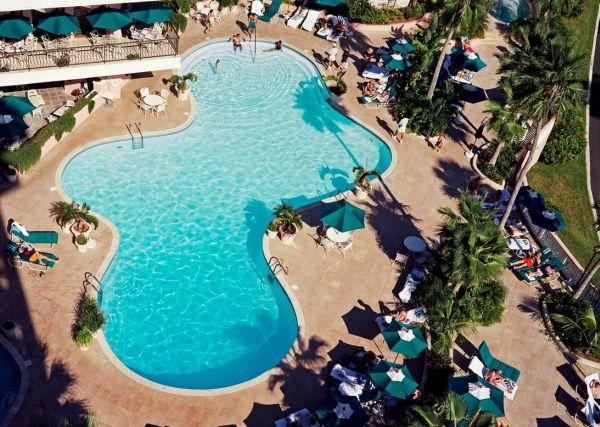 piscine de différentes formes