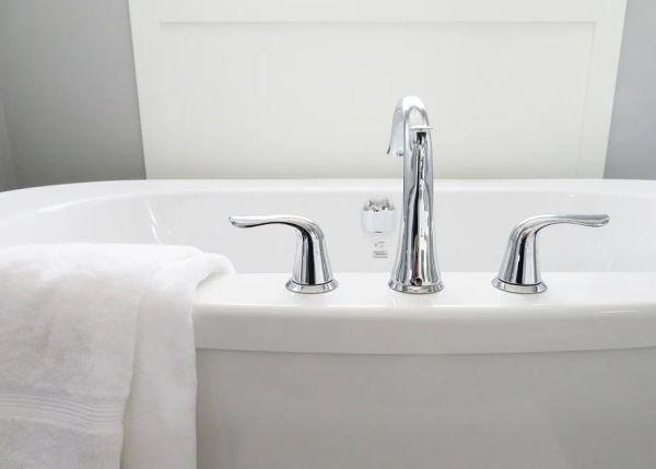 salle de bain airbnb